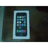 Iphone 5s 16gb Lte 4g Negro Space Gray Liberado + Forro