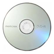 Dvd Virgen Estampado Memorex X  29 Unidades 4.7gb 8x