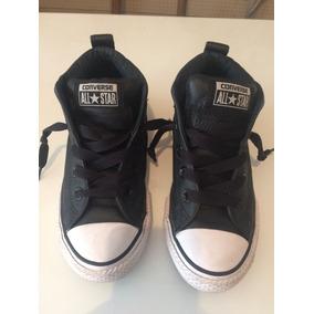 3fc08d28 Converse Negro Tipo Botines - Zapatos en Mercado Libre Venezuela
