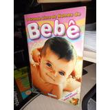 O Grande Livro De Nomes De Bebê