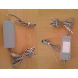 Transformador Fuente 220v Nintendo Wii Korea + Adaptador