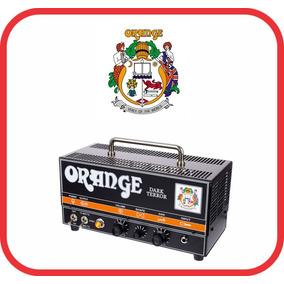 Amplificador Cabeçote Orange Dark Terror Valvulado 15wrms