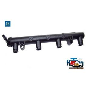 Flauta Combustivel Corsa Celta Meriva 1.4 Flex 93345841