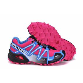 Zapatillas Salomon Speedcross3 Hombre Y Mujer Envio Gratis