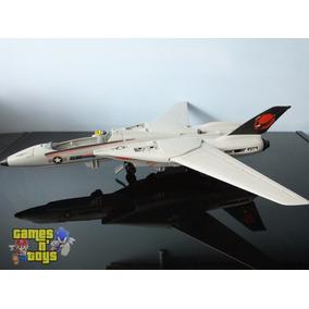 Gi Joe Caça Xp 21-f - F14 Bombardeiro Comandos Em Ação