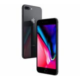 Apple Iphone 8 Plus 64gb 4g Com Nota Fiscal Capa E Película