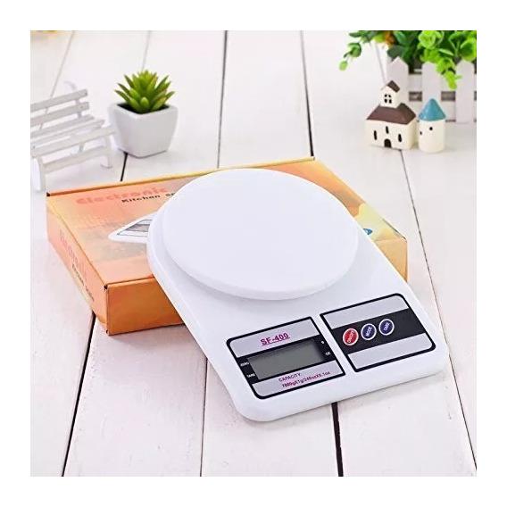 Balanza Digital De Cocina 7 Kg Pilas Incluidas Pacho's