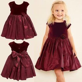Vestido Infantil Festa Minnie Importado Pronta Entrega