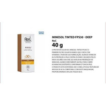 Roc Minesol Fps 30 Actif Unify Tinted Mousse Deep 40g