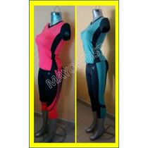 Conjunto Deportivo Mujer Lycra Leggins Puma Nike Under Adida