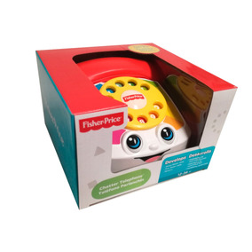 Fisher Price Telefono Parlanchin Para Bebe
