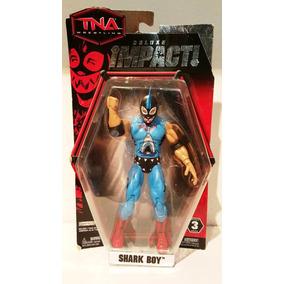 Tna Deluxe Impact Wrestling Serie 3 Shark Boy