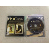 Ico & Shadow Of The Colossus Ps3 Exclusivo Rpg