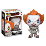 Pennywise With Boat It Pop! 472 Funko En Stock!