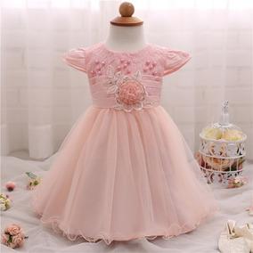 Vestido Daminha Casamento Aniversário Festa Infantil Menina