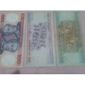 Cedulas Antigas R$ 270,00