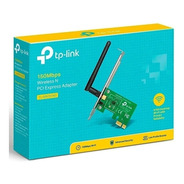 Placa De Red Inalambrica Wifi Tp-link Wn781nd 150mbps