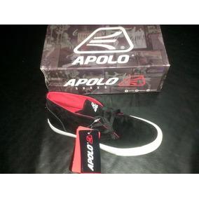 Zapato Botin Apolo Caballero T38-43