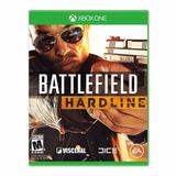 Battlefield Hardline Xbox One Nuevo Sellado Fisico