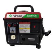 Generador Eléctrico  A Gasolina Futool 110v 800 W 12v