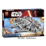 Lego Alterno Star Wars Halcon Milenario