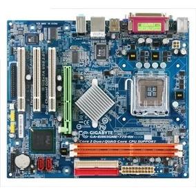 Placa Mae Gigabyte 8i865 Gme Ddr1 + Proc. Pentium +