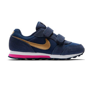 Zapatillas Nike Md Runner 2 Gs Infantil - Originales