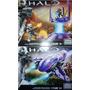 Combo Halo Mega Bloks Ataque De Banshee Torre Vigia Covenant