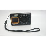 Câmera Digital Samsung Dv101, 16.1mpx 5x
