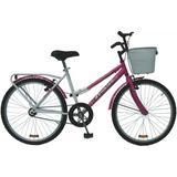 Tomaselli Bicicleta Dama Rodado 26 Con Accesorios(72-619)