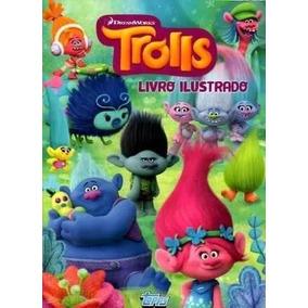 Trolls - Album De Figurinhas Completo Soltas Para Colar