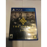 The Order 1886 Ps4. Fisico