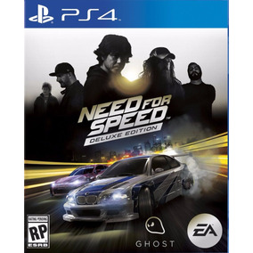 Need For Speed Deluxe Ed. Ps4 | Digital 2° | Oferta!