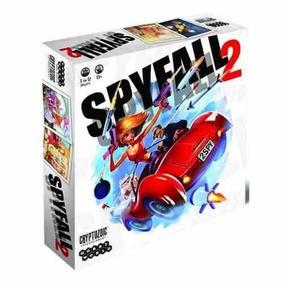 Spyfall 2 Juego De Cartas De Deducción Y Espías