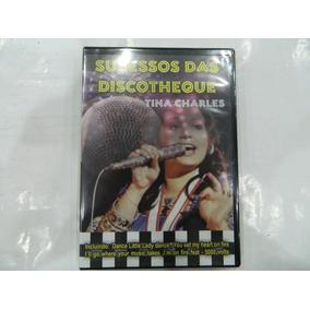 Dvd - Tina Charles - Sucessos Das Discotheques