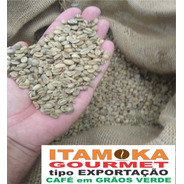 Café Grãos Verde 30kg R$15,00/kg Promoção Relâmpago