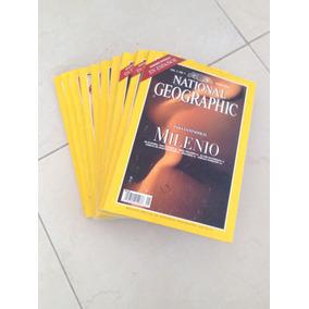 Revistas National Geographic En Español 1998