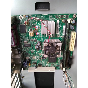 Tarjeta Madre Intel D945gcl2d Procesador Y Memoria Incluido