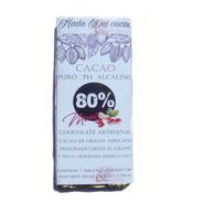 Combo X5 Cacao 80% Clasico Mani Almendra Naranjita Pasas Cho