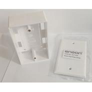 Caja, Tapa Ciega Tamaño Estándar Plástico Resistente Alt-947