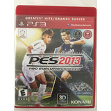 Ps3.juego Pro Evolution Soccer 2013. Pes 2013