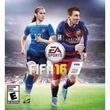 Fifa 16 Juego Origin Key Pc Original Español Platinum