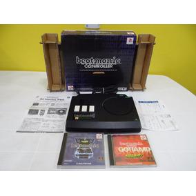 Beatmania + Jogos - Ps2 - Completo!