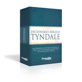 Dicionário Bíblico Tyndale Capa Dura