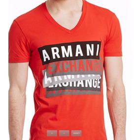 Lote De 20 Playeras Armani 100% Calidad