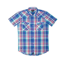 Camisa Mangas Cortas Escocesa Coopert Tres Dcj