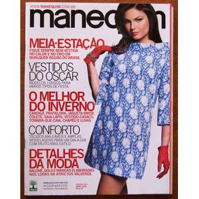 Revista Manequim Nº 583 Abril/2008 Isis Valverde C/ Molde