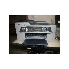 Multifuncional Hp Officejet J6310 Com Dobradicas Quebradas