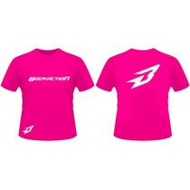 Camiseta Body Action - Rosa - G