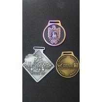 Medalla Metálica Personalizada